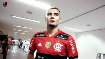 ''Felicidade muito grande em fazer gol''.