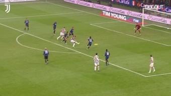 I migliori gol della Juventus a San Siro contro l'Inter. Dugout