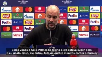 Guardiola enaltece jogadores da base e vê futuro promissor no Manchester City. DUGOUT