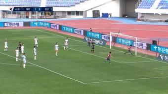 Ishida got a hat-trick as Daejeon Citizen won 4-1. DUGOUT
