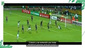 Nacional será uno de los equipos elegibles del FIFA 22. Captura/DUGOUT