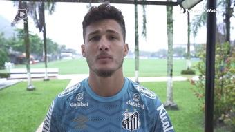 Danilo Boza convoca torcida do Santos para decisão contra o América-MG. DUGOUT