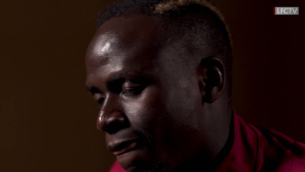 Mané on Virgil van Dijk and ambitions for 2021-22. DUGOUT