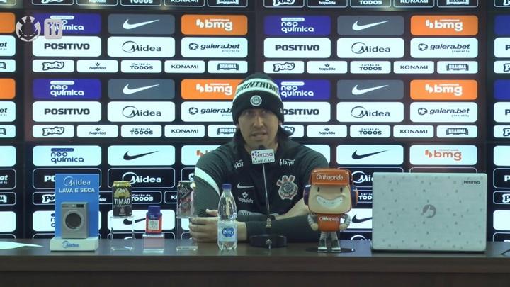 Cássio fala sobre chance de jogar em outro clube brasileiro. DUGOUT