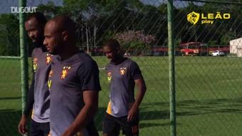 Sport encerra sua preparação para o clássico contra o Santa Cruz. DUGOUT