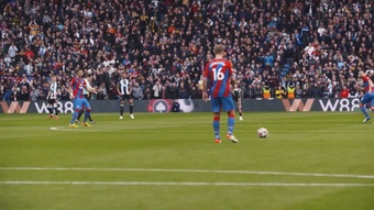 Crystal Palace and Newcastle shared the points. DUGOUT