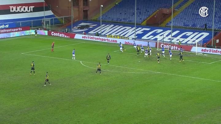 Melhores momentos de De Vrij pela Inter no Italiano de 2020/21. DUGOUT