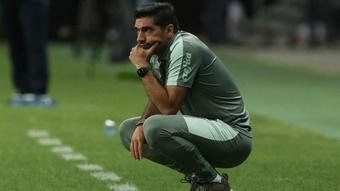 O que explica a péssima fase do Palmeiras no Brasileirão.