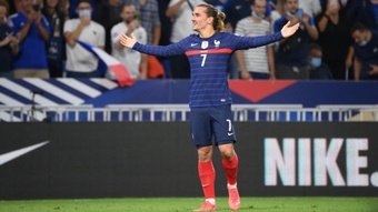 Deschamps 'not worried' about Griezmann as France gear up for Nations League Finals