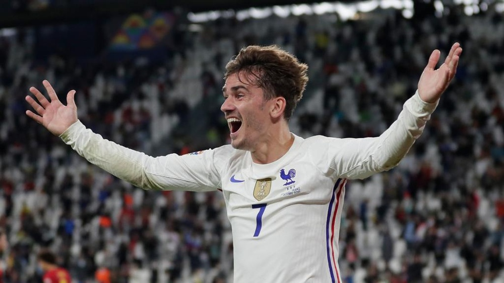 Griezmann on breaking Henry goals record for France: It is not an obsession. GOAL