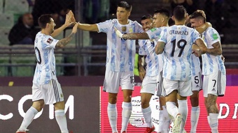 Scaloni warns against complacency as Argentina extend unbeaten run ahead of Brazil blockbuster