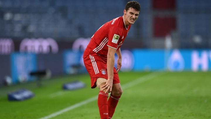 Pavard blessé : coup dur pour le Bayern et les Bleus