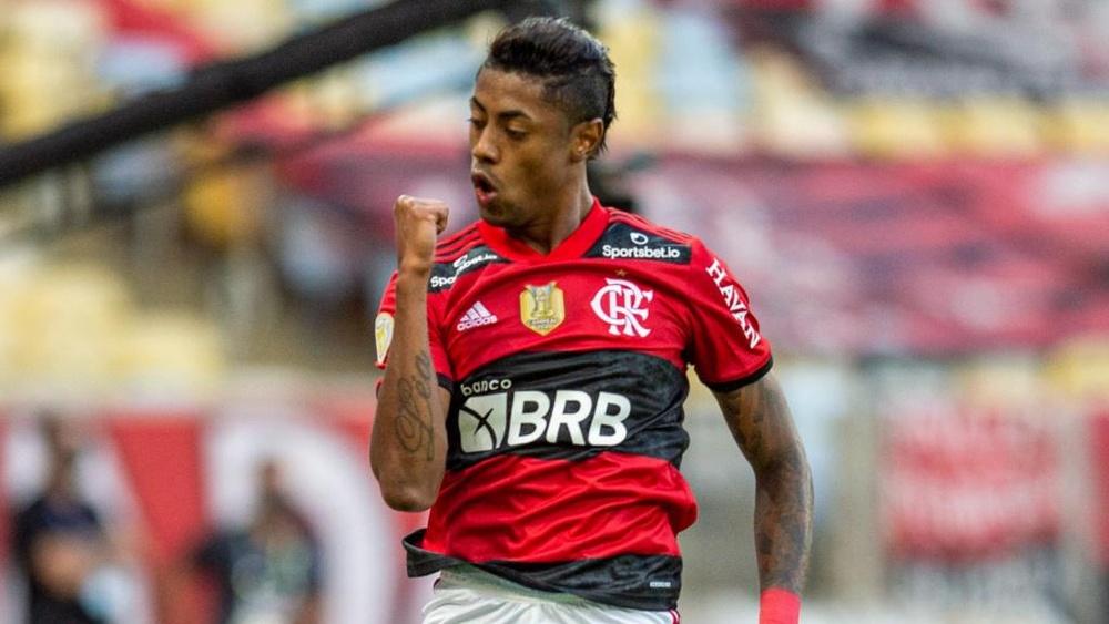 Bruno Henrique fez com Renato o que só havia feito com Jorge Jesus. E o Flamengo comemora