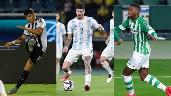 The ones to watch at the Copa America in Brazil. GOAL