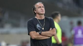 Qual a escalação do Atlético-MG contra o Santos? EFE