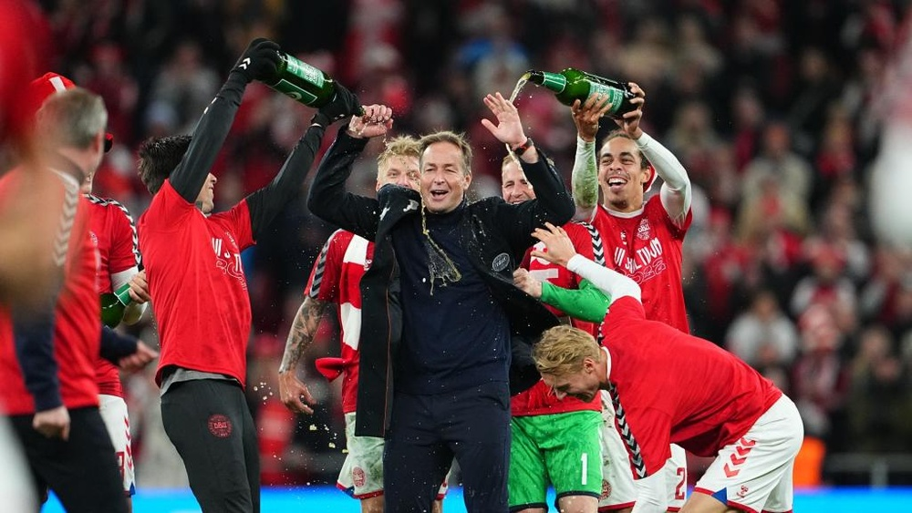 Denmark secure World Cup spot after defeating Austria