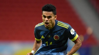 Colombia 3-2 Peru: Diaz stunner settles Copa America third-place play-off