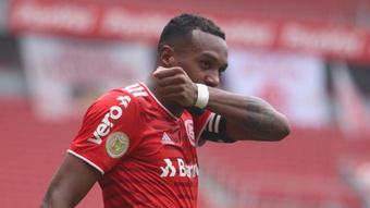Qual a escalação do Inter contra o Atlético-MG, no Brasileirão?