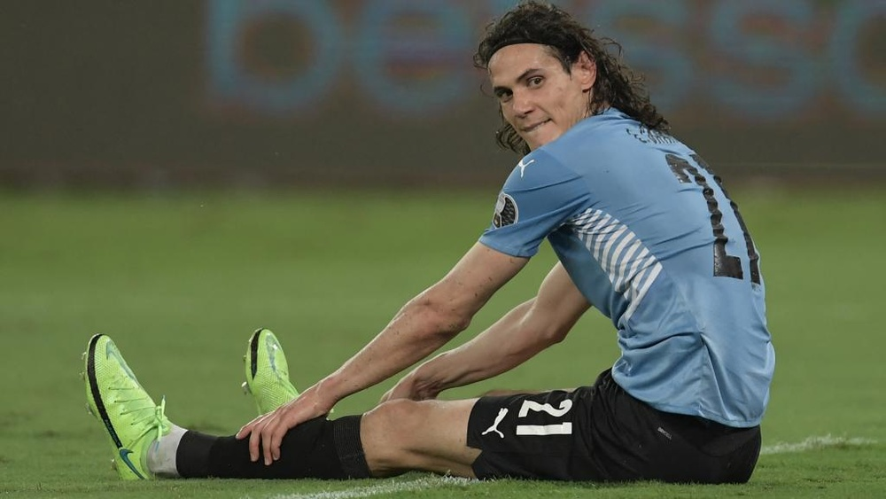 Edinson Cavani will not travel to South America for World Cup qualifiers. GOAL