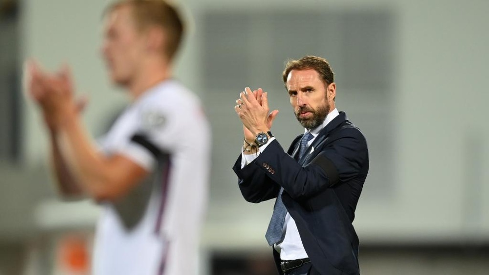 Southgate expects contract talks.