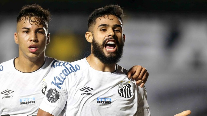Inter libera Marcos Guilherme e espera facilitar vinda de Felipe Jonatan. AFP