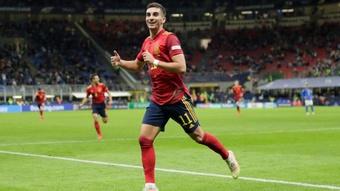 'La Roja' end Italy's record run to book Nations League final spot. GOAL