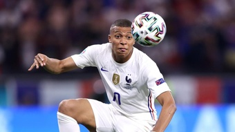 Mbappe has been criticised for being too selfish. AFP