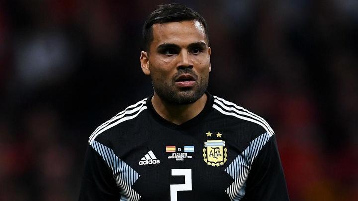 Quem é Gabriel Mercado, novo reforço do Inter? EFE