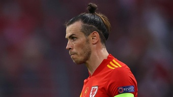 Gareth Bale ne veut pas d'un Mondial tous les deux ans. AFP