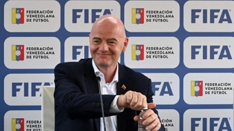 IOC concerned about FIFA's push to make the World Cup biennial. GOAL