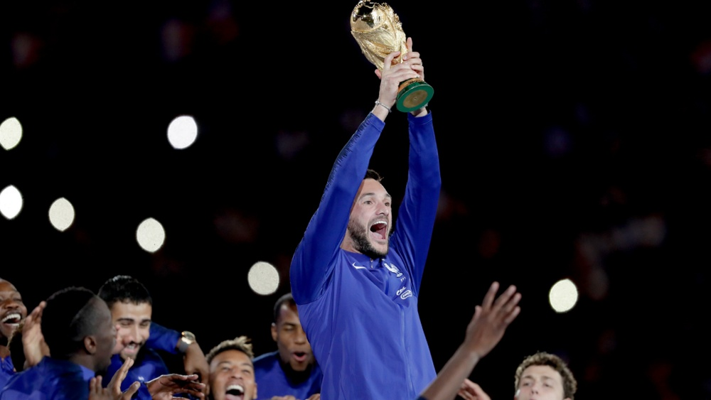 Hugo Lloris is against World Cups every two years. GOAL