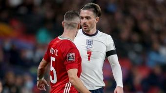 England and Hungary shared the spoils. GOAL