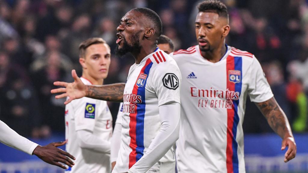 Lyon s'offre le scalp de Monaco