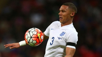 Kieran Gibbs is happy at how angry people are after England's players received racist abuse. GOAL