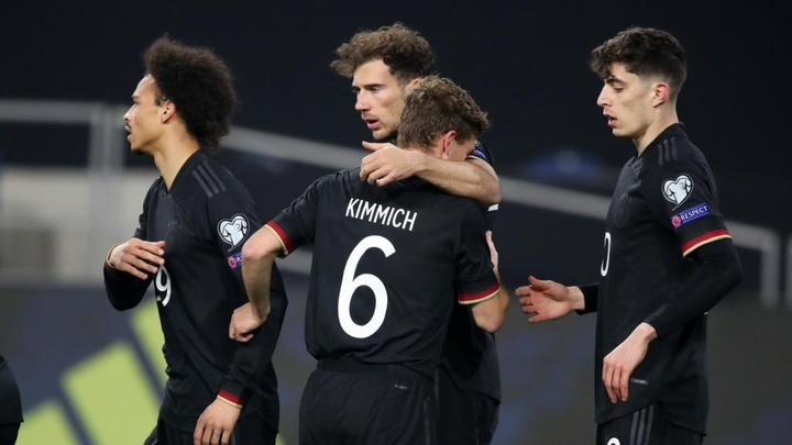 Low wants more after Kimmich-inspired Germany dispatch Iceland