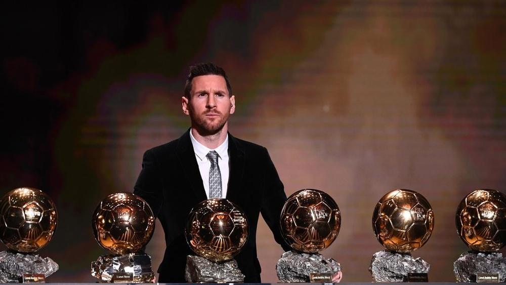 Le Ballon d'Or, ses rivaux, Mbappé… Lionel Messi dit tout. gOAL