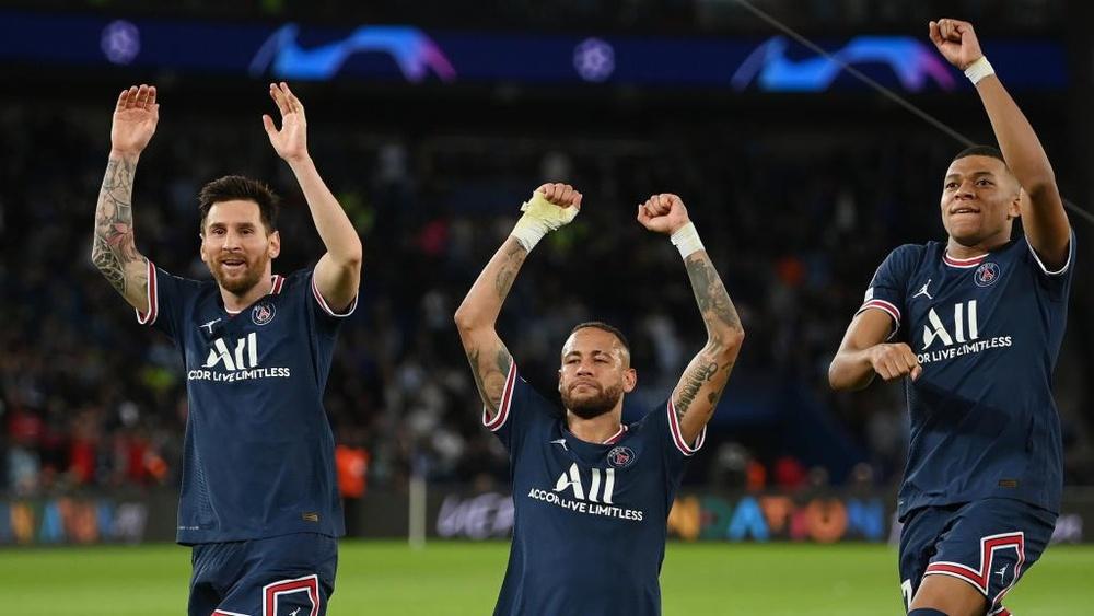 PSG : Rami donne son avis sur le duo Messi-Mbappé. Goal