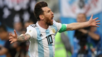 Messi's Argentina career in numbers. GOAL