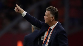 Van Gaal vows there's more to come.