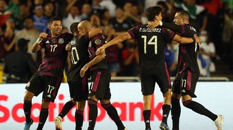 Report: Mexico 1-0 El Salvador. GOAL