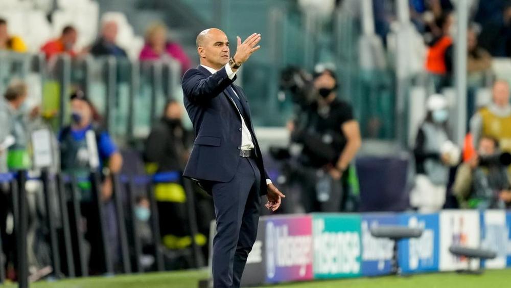 Martinez: Belgium lacked control.