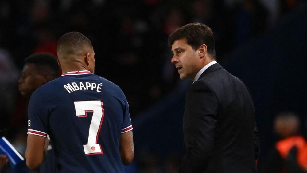 Le PSG a 'l'espoir et la capacité' de garder Mbappé. Goal