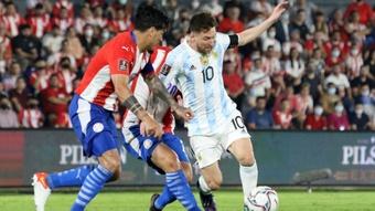 Paraguay 0-0 Argentina: Messi's men held in qualifier as La Albiceleste extend unbeaten run