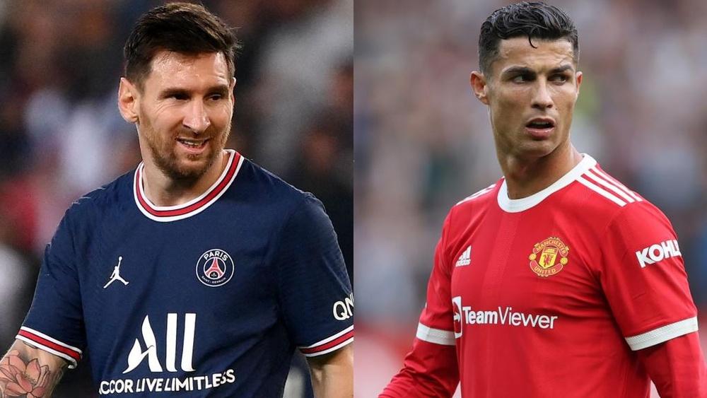 Messi, CR7, Pelé e Maradona: quem tem mais hat-tricks?