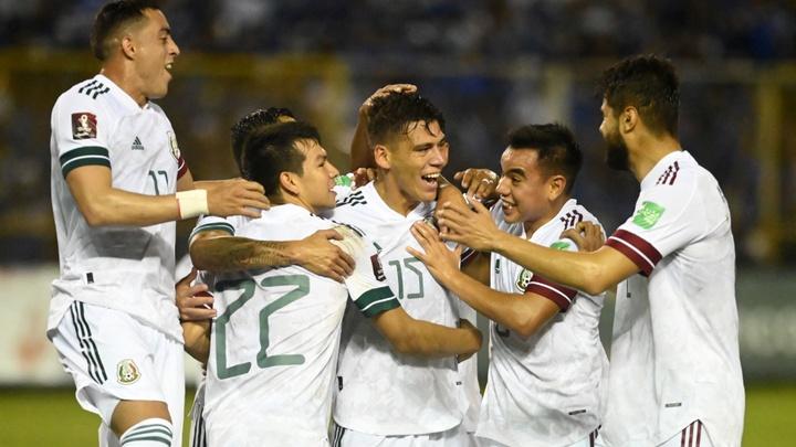 El Salvador 0-2 Mexico: Moreno and Jimenez strike as El Tri remain top on road to Qatar 2022