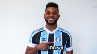 Grêmio apresenta Miguel Borja e aguarda liberação no BID