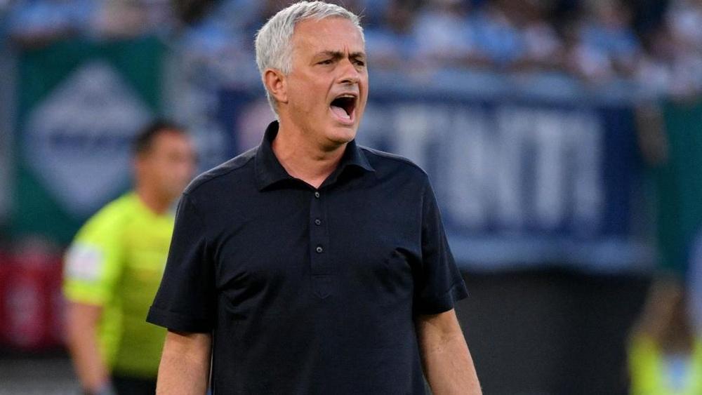 José Mourinho a faim de titres. GOAL