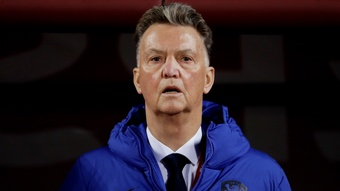 Louis van Gaal is more interested in results than attractive football. GOAL