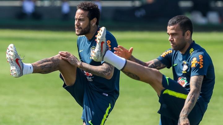 Neymar absent, Dani Alves to lead Brazil's Tokyo Olympics squad