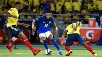 Tite defends 'exceptional' Neymar